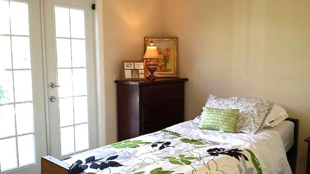 Single Private bedroom